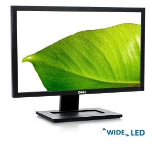 Used Monitor E2211HB LED/Dell/22/1920x1080/wide/Black/D-SUB & DVI-D | Refurbished | elabstore.gr