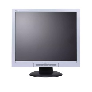 "Used Monitor 190BS TFT/Philips/19""/1280x1024/Silver/D-SUB 
