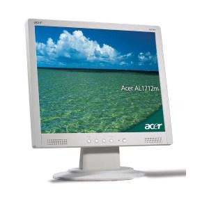 "Used Monitor AL1712 TFT/Acer/17""/1280 x 1024/White/Grade B/VGA | Refurbished | elabstore.gr"