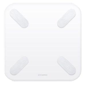 YUNMAI smart ζυγαριά X M1825, 3-180kg, 1000mAh, λευκή   Οικιακές & Προσωπικές Συσκευές   elabstore.gr