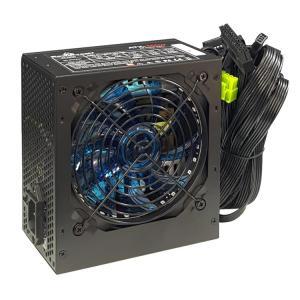 POWERTECH τροφοδοτικό για PC PT-864, μπλε LED fan, 500W | PC & Αναβάθμιση | elabstore.gr