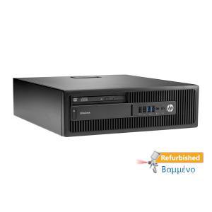 HP 800G1 SFF i3-4130/4GB DDR3/500GB/DVD Grade A+ Refurbished PC | Refurbished | elabstore.gr
