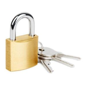 CTECH λουκέτο ασφαλείας με κλειδί CTL-0013, 60mm, μεταλλικό   Gadgets - Αξεσουάρ   elabstore.gr