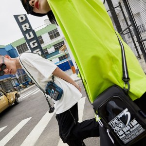 SUPER FIVE τσάντα ώμου K00110-BL, μπλε | Οικιακές & Προσωπικές Συσκευές | elabstore.gr