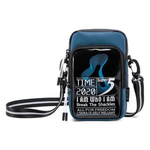 SUPER FIVE τσάντα ώμου K00110-BL, μπλε   Οικιακές & Προσωπικές Συσκευές   elabstore.gr