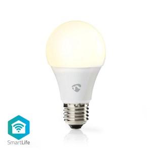 NEDIS WIFILW12WTE27 SmartLife LED Bulb Wi-Fi E27 800lm 9W Warm White 2700K Energ | ΔΙΚΤΥΑΚΑ / SMART HOME | elabstore.gr