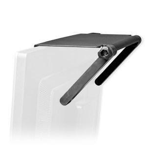 NEDIS ERGOSTS100BK Ergonomic Screen Top Shelf Multifunctional Black   ΠΕΡΙΦΕΡΕΙΑΚΑ Η/Υ & LAPTOP   elabstore.gr