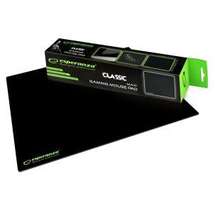 ESPERANZA gaming mouse pad Classic EGP103K, 400x300x3mm, μαύρο   Συνοδευτικά PC   elabstore.gr