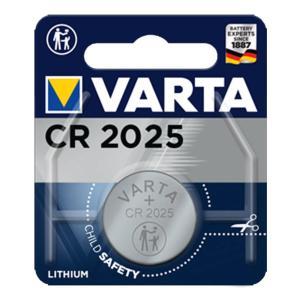 VARTA μπαταρία λιθίου CR2025, 3V, 1τμχ | Μπαταρίες | elabstore.gr