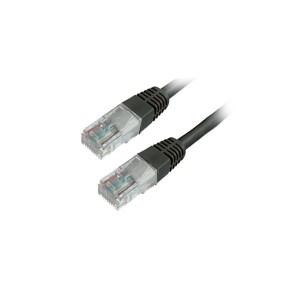 UTP CAT-5 0,5m BLACK   Δικτυακά & Τηλεφωνίας   elabstore.gr