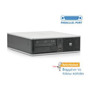 HP DC7800 SFF C2D-E8400/4GB DDR2/160GB/DVD Grade A Refurbished PC   Refurbished   elabstore.gr
