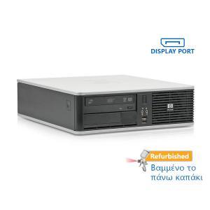 HP DC7900 SFF C2D-E8400/4GB DDR2/160GB/DVD Grade A Refurbished PC   Refurbished   elabstore.gr