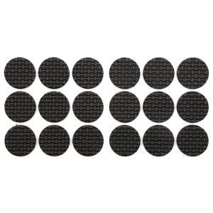 VOREL προστατευτικά pads για έπιπλα 74886, EVA, 25mm, 18τμχ | Οικιακές & Προσωπικές Συσκευές | elabstore.gr
