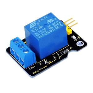 KEYESTUDIO single relay module KS0011, συμβατό με Arduino, 5V   Gadgets - Αξεσουάρ   elabstore.gr