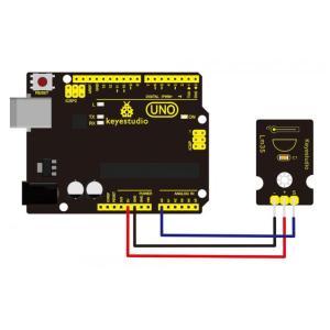KEYESTUDIO LM35 linear temperature sensor KS0022, για Arduino   Gadgets - Αξεσουάρ   elabstore.gr