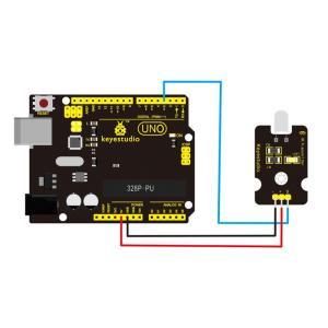 KEYESTUDIO digital IR transmitter module KS0027, για Arduino   Gadgets - Αξεσουάρ   elabstore.gr