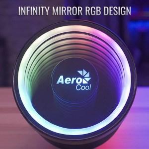 AEROCOOL ψύκτρα για CPU MIRAGE-5ARGB-PWM-4P, 3000rpm, 30dBA, 74.3CFM | PC & Αναβάθμιση | elabstore.gr