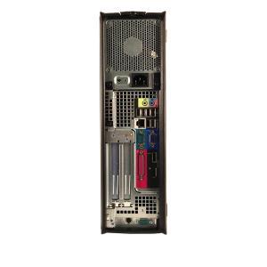 Dell 780 Desktop C2D-E7500/4GB DDR3/160GB/DVD/7P Grade A+ Refurbished PC   Refurbished   elabstore.gr