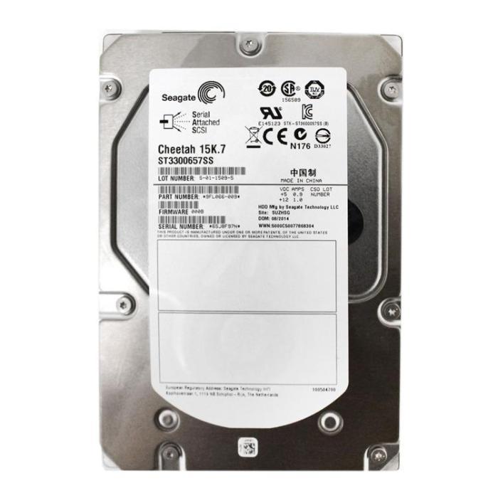 "SEAGATE used HDD ST3300657SS 300GB 3G 15K, 3.5""   Εξοπλισμός IT   elabstore.gr"