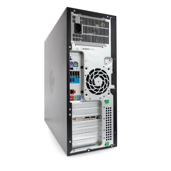 HP Z420 Tower Xeon E5-1620v2(4-Cores)/16GB DDR3/2TB/ATI 1GB/DVD/7P Grade A+ Workstation Refurbished   Refurbished   elabstore.gr