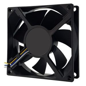 POWERTECH ανεμιστήρας PT-976, 80 x 80 x 25mm, 12V, χωρίς pin   PC & Αναβάθμιση   elabstore.gr