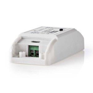 NEDIS WIFIPS10WT Wi-Fi Smart Switch Circuit Breaker In-Line 10 A | ΔΙΚΤΥΑΚΑ / SMART HOME | elabstore.gr
