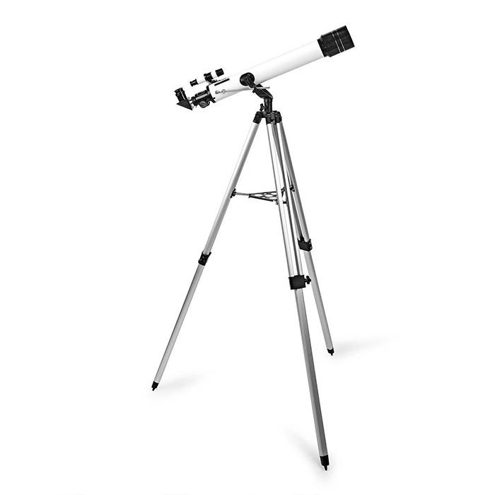 NEDIS SCTE7070WT TelescopeAperture: 70mm Focal length: 700mm Finderscope: 5 x 24   ΕΙΚΟΝΑ / ΗΧΟΣ   elabstore.gr