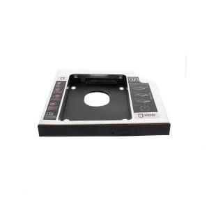 Θήκη σληρού δίσκου HDD (Caddy) 9.5mm RACK-CADDY/HDD/9.5-02BK | Περιφερειακά | elabstore.gr