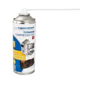 Αέρας καθαρισμού 400ml ES103   Χαρτικά & Καθαριστικά   elabstore.gr