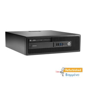 HP 600G1 SFF i3-4360/4GB DDR3/500GB/DVD/7P Grade A+ Refurbished PC | Refurbished | elabstore.gr