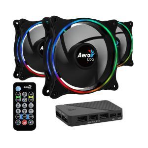 AEROCOOL Kit LED ανεμιστήρων ECLIPSE-12-PRO, 120mm, ARGB   PC & Αναβάθμιση   elabstore.gr
