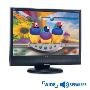 Used Monitor VG2230wm TFT/Viewsonic/22/1680x1050/Wide/Black/w/Speakers/Grade B/VGA & DVI-D   Refurbished   elabstore.gr