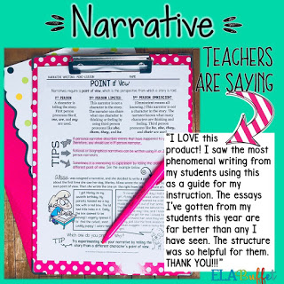 Narrative writing is best taught using a writer's workshop approach. Find out how it can be used in the middle school classroom.