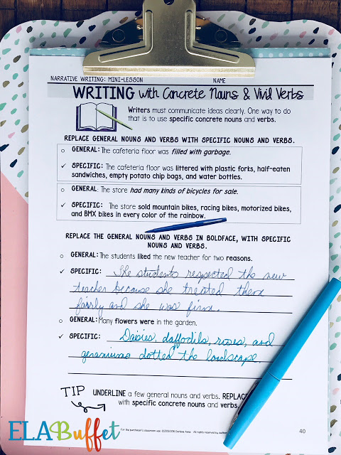 Writer's Workshop is the BEST way for middle school students to learn how to write argumentative, informative, and narrative essays. Find out how one teacher manages to fit it all in one short period. #writersworkshop #writingworkshop #argumentessays #narrativeessays #informativewriting #writingteacher #middleschool