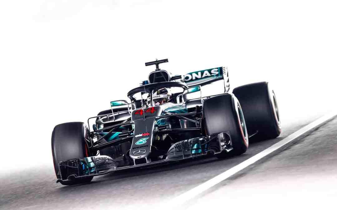 Hamilton y Mercedes, un matrimonio de leyenda