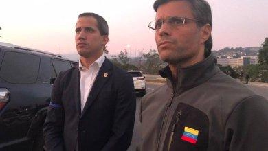Photo of Venezuela: Leopoldo López es liberado por las fuerzas antichavistas