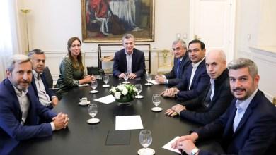 Photo of Macri busca acuerdos con los gobernadores de la UCR
