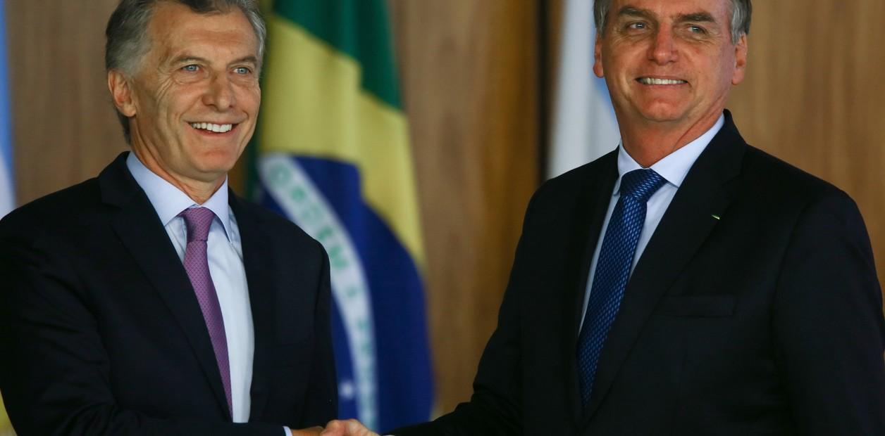 Bolsonaro visitará la Argentina
