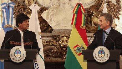 Photo of El encuentro entre Mauricio Macri y Evo Morales