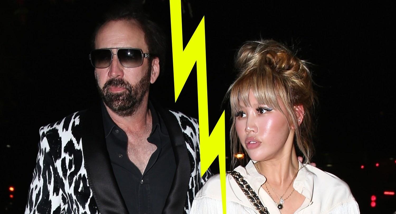 La ex de Nicolas Cage pide manutención