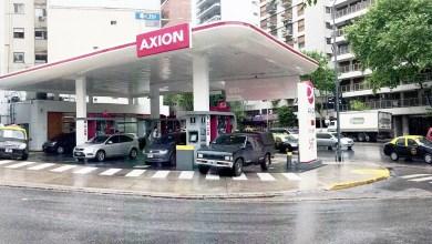 Photo of Axion aumentará el precio de sus combustibles desde la medianoche