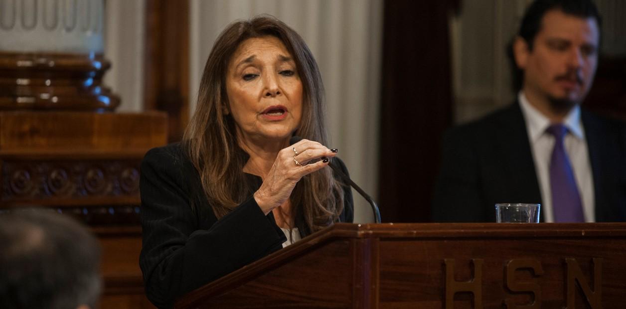Graham fue elegida como Defensora de Niñas, Niños y Adolescentes