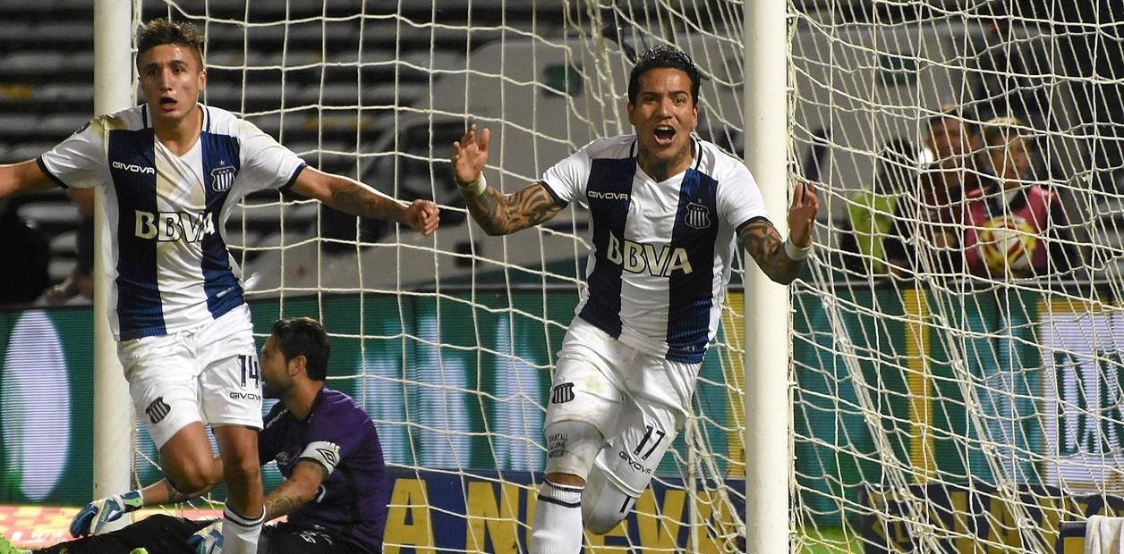Talleres venció a Atlético Tucumán y la serie quedó abierta