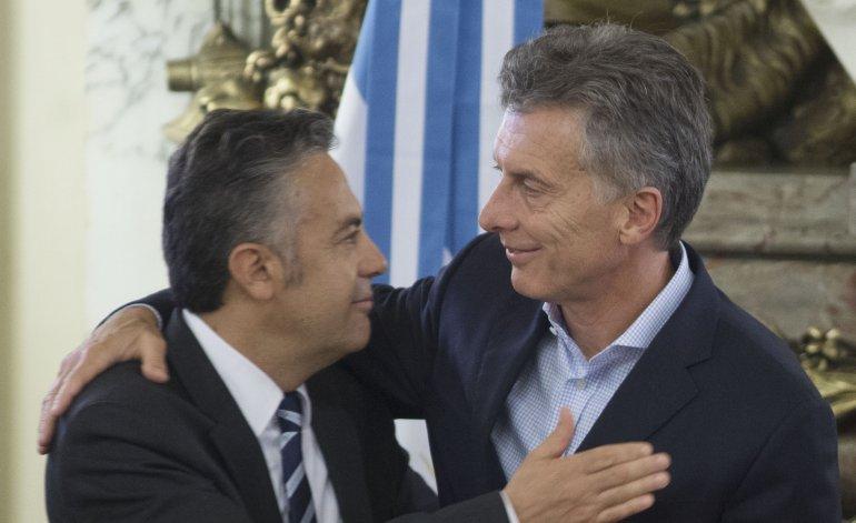 «Cambiemos quedó chico y hay que reformularlo»