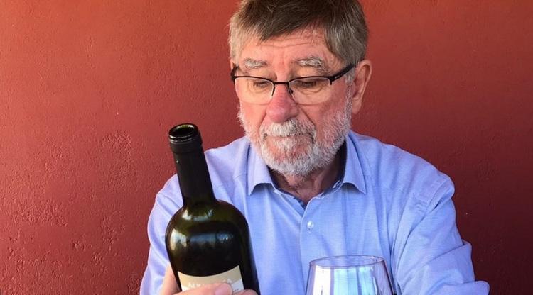 Jean-Michel Marchand en favor del vino tucumano
