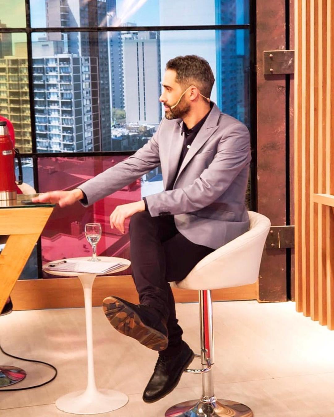 El Pollo Álvarez se sometió a una entrevista tras su nuevo rol de conductor