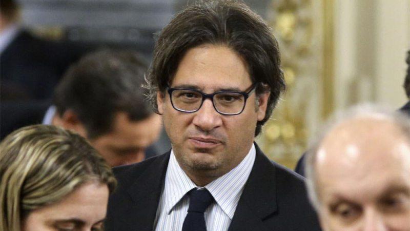 Piden juicio político a Garavano por aprietes a Rozanski