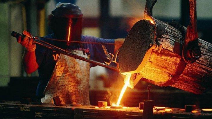 La recesión en la actividad industrial