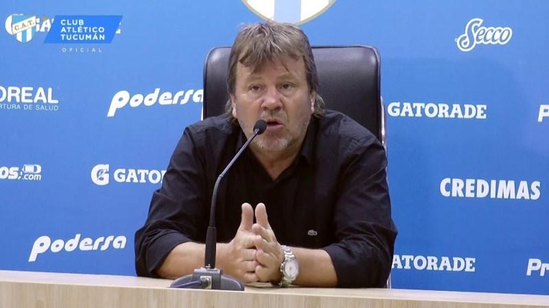 Atlético Tucumán no cumplió la hazaña