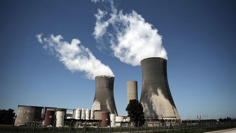 La situación de la energía atómica en el país
